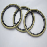 Machine Tools를 위한 PTFE+Bronze Piston Seals