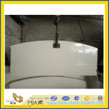 Pedra artificial branca de quartzo para a bancada da cozinha (YYL)
