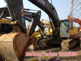 Macchinario di costruzione utilizzato dell'escavatore di Volvo 460 da vendere