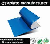 Высокие чувствительные плиты CTP офсетной печати