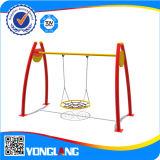 Reeks van de Speelplaats van de Schommeling van China van het Pretpark van de Grond van het Spel van kinderen De Openlucht (yl-QQ011)