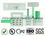 Wasserdichte kundenspezifische numerische Folientastatur