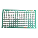Akoestiek pCB/Fr-4 2layers 0.4mm met Immersion Gold