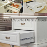 Corrediças apropriadas da gaveta do rolamento de esferas dos acessórios da cozinha da mobília de Wonstar