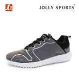 Les chaussures d'espadrille d'entraîneur d'OEM folâtrent les chaussures de course pour les hommes