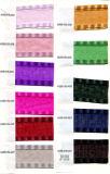 Металлическая золотистая & Multicolor металлическая тесемка для одежды/одежды/ботинок/мешка/случая