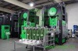 Cacerola de aluminio que hace la máquina del sacador de la máquina