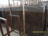 Losas de mármol oscuras de piedra naturales Polished de Emperador para la pared/el suelo
