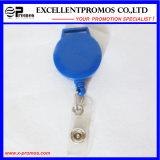 Insignia de la promoción impresa haciendo publicidad del poseedor de una tarjeta de identificación (EP-BH112-118)