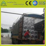 Armature en aluminium de grand dos de boulon de vis de matériel d'étape