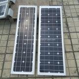 Prix solaire de réverbère sur la promotion l'août 60 W 100W