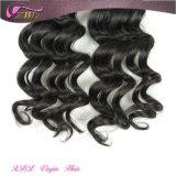 Non traité populaire brésilienne Cheveux ondulés gros Vierges brésiliens Bundles Cheveux