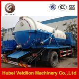 10000L Vacuum Sewage Suction Truck From Cina Manufacturer