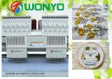 I doppi Multi-Colori delle teste hanno automatizzato la macchina tubolare Wy1202c del ricamo di Multi-Funzioni di buona qualità della macchina del ricamo