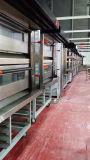 Geavanceerd 3 Laag 6 het Verwarmen van de Draad van het Netwerk van Dienbladen Elektrische Oven voor Bakkerij