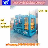 中国の新製品の完全な自動フライアッシュの煉瓦作成機械