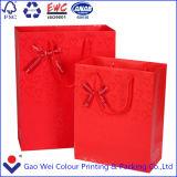 De Zak van de Gift van het document, de Druk van de Zak van het Document, de Zak van het Document van de Ambacht met Uw Embleem in de Prijs van de Fabriek
