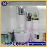 vaso crema di plastica di lusso 100g per l'imballaggio cosmetico di cura di pelle
