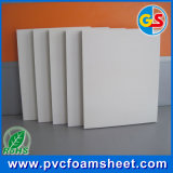 Folha de madeira da espuma do PVC produzindo a fábrica (densidade: 0.4-0.8g/cm3)