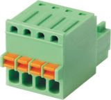 Piccolo blocchetto terminali Pluggable di Pitch-2.5mm (WJ15EDGKD-2.5)