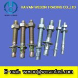 Galvanized/HDG Expansion Wedge Anchor Bolt 또는 Sleeve Anchor Bolts Hot Sale