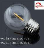 Ampoule populaire de filament de DEL avec du ce