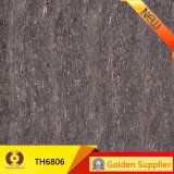 suelo de piedra del azulejo de la porcelana de los azulejos del conjunto de cena de 600X600m m (TH6801)