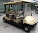 Personal TransporterのClubのための4 Seater Mini Cheap Electric Golf Trolley