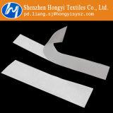 Roulis auto-adhésif collant intense blanc de Velcro