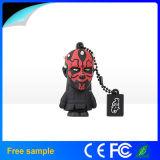 Movimentação nova do flash do USB dos desenhos animados de Star Wars do projeto