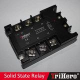 relais à semi-conducteur de 100A DC/AC SSR triphasé