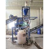 Planta de la máquina del bloque de cemento/máquina de fabricación de ladrillo automáticas