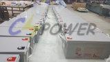 Batería solar duradera 12V200ah del gel con 1500cycles el 50% Dod