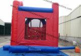 Castillo de salto de la gorila de la nueva araña combinada inflable