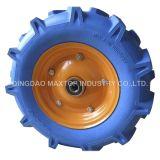 工場一輪車固体PUの泡の車輪