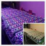 60cmの屋外の照明18PCS RGB LED壁の洗濯機ライト