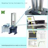 Máquina de teste elástica material universal do sistema do servocontrol de Utm
