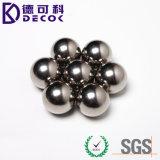 G100 6mm Gebieden die van het Aluminium de Roestvrije Bal van het Staal van het Chroom van de Bal dragen