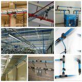 Aluminio Industrial Aire Pipe