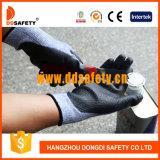 Dcr321 resistente cortado guante cubierto PU