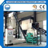 Maíz Maíz Trigo Soja trituradora de trituración de la máquina de molienda del molino de martillo