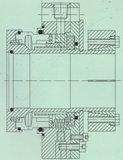 Selo mecânico para a indústria da água de esgoto (Hz3)