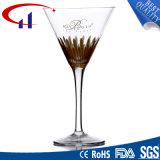 Perfezionare il calice reso personale di vetro di vino (CHG8079)