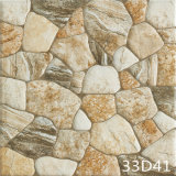 Плитка пола фарфора керамическим Cobbled камнем (300X300mm)