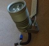 최신 판매 라운드 알루미늄 은 LED 반점 램프