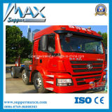 Shaanxi Delong 6*4 Trailer Head Tractor Trucks와 Trailers High Quality Low Price