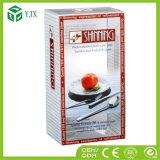 La torta barata modificada para requisitos particulares filetea el embalaje plástico de la tarjeta de la ampolla con la suspensión
