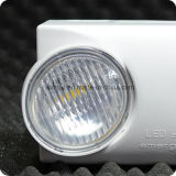 Luz Emergency del LED Twinspot con la MAZORCA