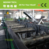 PE manufactured profissional de China PP que recicl a máquina