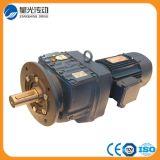 Motor de la serie de China Foshan R/reductor de velocidad/caja de engranajes engranados helicoidales coaxiales
